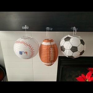 Other - Sports paper lanterns